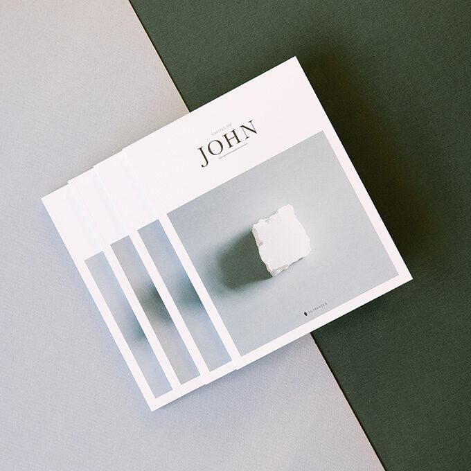 Book of John Paper